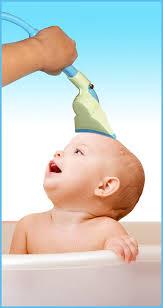 amazon com o u0027blue baby and toddler bath shower system toddler