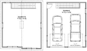 dimensions of a 2 car garage what is the standard size of a 2 car garage waynetrain info