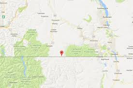 Wildfire Map Kamloops by Massive Cross Border Wildfire Growing Rapidly Salmon Arm Observer
