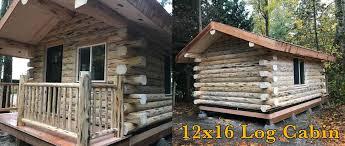 16x20 log cabin meadowlark log homes 12x16 log cabin meadowlark log homes