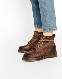 dr martens womens boots size 9 2016 shoes dr martens 939 brown hiking boots