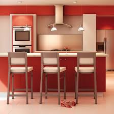 kitchen island modern island bar stools eat in kitchens chairs