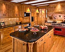 furniture traditional kitchen with pine cabinets also white sink