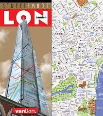 Soho Nyc Map Streetsmart London Map By Vandam City Street Map Of London