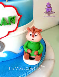 alvin and the chipmunks cake toppers my tips for modelling figures the violet cake shop