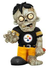 pittsburgh steelers zombie figurines want steelers
