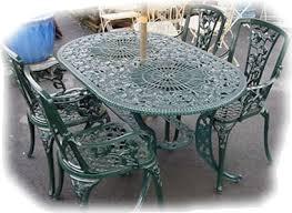 Wrought Iron Patio Table Set Cast Iron Patio Furniture Photogiraffe Me