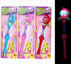 light up princess wand light up spinning ball princess wand toy party fun lightup girls