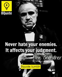 Gangster Love Quotes by So True Wisdom From The Godfather Pinterest Wisdom