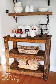 diy kitchen cart top 25 best microwave cart ideas on pinterest coffee bar ideas