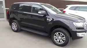 ford cars ford everest trend and titanium ford cars review thf youtube