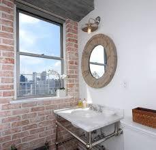 industrial bathroom mirrors 20 bathroom mirror designs ideas design trends premium psd