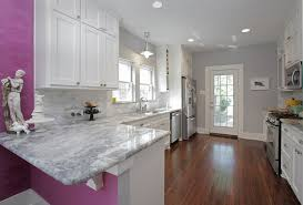 gray and white granite houzz