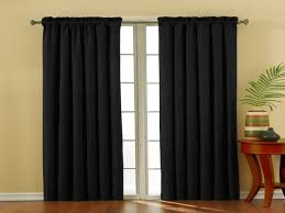 Sheer Patio Door Curtains Coffee Tables Blackout Curtains For Sliding Glass Doors Sliding