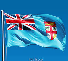 Facts About The Flag Fiji Flag Colors Fiji Flag Meaning History
