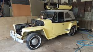 willys jeepster 1948 willys jeepster for sale 7 500 or best offer hanson mechanical