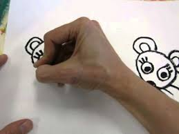 mouse paint learn to draw and mix the secondary colors youtube