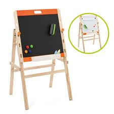 bureau tableau enfant tableau pliable et réglable en hauteur styl créa oxybul pour