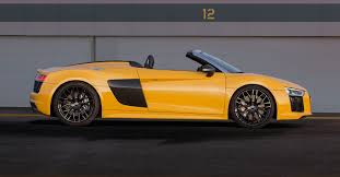 audi r8 ads all new 2017 audi r8 v10 spyder myautoworld com