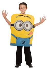 Minion Costumes Halloween Despicable Costumes Halloween