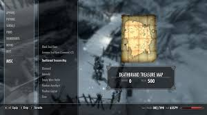 Solstheim Map Steam Community Guide Stalhrim And Deathbrand Guide For