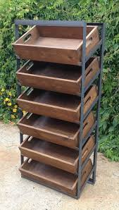 Free Standing Wood Shelves Plans by Best 20 Retail Display Shelves Ideas On Pinterest U2014no Signup