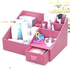 Pink Desk Organizers And Accessories Decorative Desk Organizer Creative Desktop File Holder Document