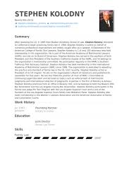 Family Law Attorney Resume Sample by Founding Partner Resume Samples Visualcv Resume Samples Database