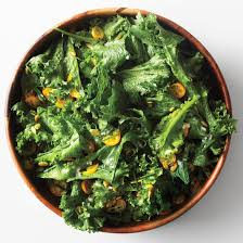 hearty greens with kumquats recipe epicurious