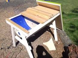 How To Make A Top Bar Beehive Top Bar Beehive From Plastic Barrel Finished Youtube