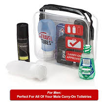 how many carry on bags allowed united amazon com tsa approved 3 1 1 airline carry on clear travel