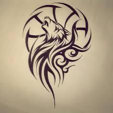 wolf dreamcatcher tattoo on half sleeve tattoobite com
