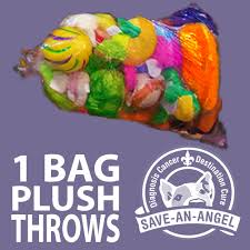 mardi gras trinkets mardi gras throws 1 bag of plush save an angel