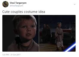 Funny Twitter Memes - twitter is riffing on couples costumes with memes some of them