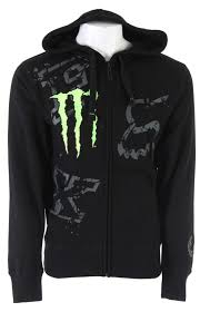 fox motocross jacket fox racing fox monster rc replica downfall hoodie black reviews