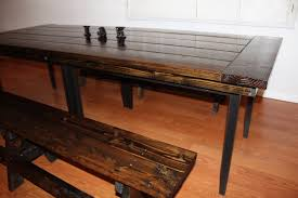 ikea farmhouse table hack diy rustic farmhouse table ikea hack the vintage blonde