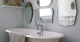 Old Fashioned Bathroom Pictures by Mirror Stunning Ideas Vintage Wall Mirrors Pretty Decorative