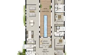 Narrow Block Floor Plans House Floor Plans Narrow Block