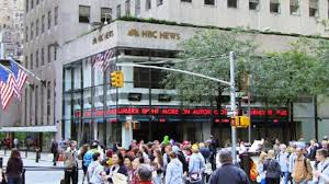 where the today show is filmed picture of rockefeller center
