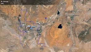 Map Of St George Utah by St George Moves Moving Connections