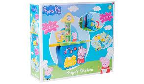 peppa pig kitchen toys u0026 character george