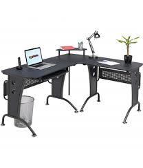 Piranha Corner Computer Desk Unicorn Large Black Corner Computer Desk Piranha Trading