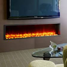Electric Fireplace Insert 3 Sided Electric Fireplace Wayfair