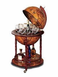 small desk globes bar globe world bar globes floor globe bars table top cart