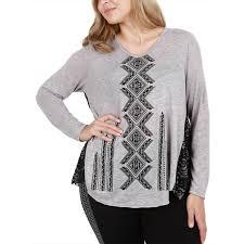 Plus Size Cowgirl Clothes Women U0027s Western Shirts Blouses U0026 Tops Pfi Western