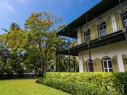 Ernest Hemingway Home Get A Once In A Lifetime Look At Ernest Hemingway U0027s Key West Home
