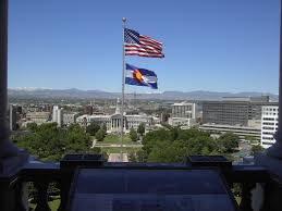 Flag Of Denver Usa 2008