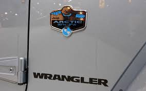 jeep wrangler logo first look 2012 jeep wrangler arctic edition automobile magazine
