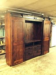 Tv Cabinet Doors Tv Stand With Cabinet Doors Musicalpassion Club