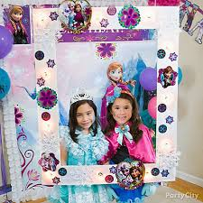 disney frozen party ideas party